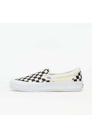 Vans OG Classic Slip-On (Canvas) Checkerboard
