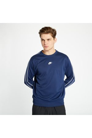 Nike Sportswear Long Sleeve Top Midnight Navy
