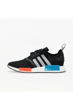 adidas Adidas NMD_R1 Core Black/ Silver Met./ Solar Red