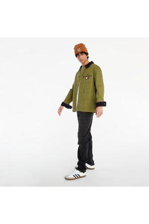 Tommy Hilfiger Badge Worker Jacket Uniform Olive