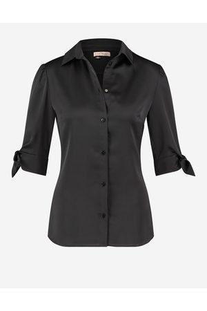 LaDress Dames Blouses - Kleding Blouses & tunieken Blouses Alison Satijnen blouse