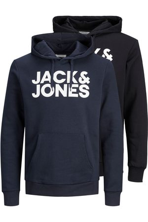 Jack & Jones 2-pack Logo Hoodie Heren