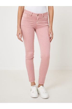 Repeat Dames Straight - Straight-cut jeans