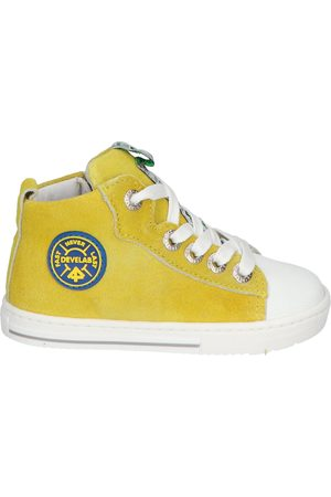 Develab Heren Veterlaarzen - 41469 Yellow Suede