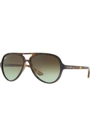 Ray-Ban Heren Zonnebrillen - Ray-ban Cats 5000 RB4125-710/A6-59