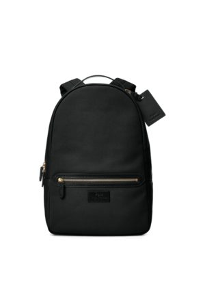 Polo Ralph Lauren Heren Rugzakken - Leather-Trim Canvas Backpack