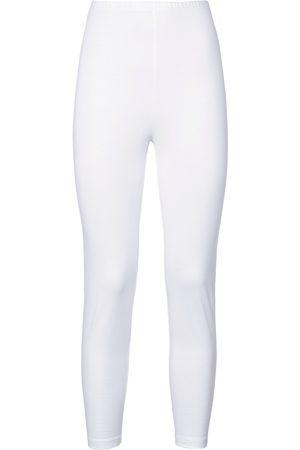 Green Cotton Dames Leggings & Treggings - 7/8-legging Van