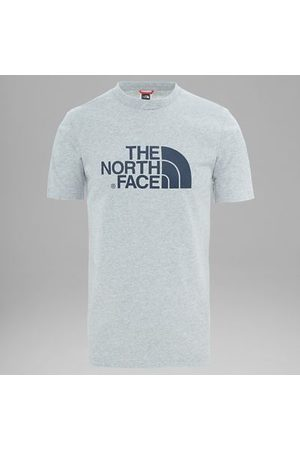 The North Face The North Face New Peak-t-shirt Voor Heren Heather Grey M?lange Größe S Heren