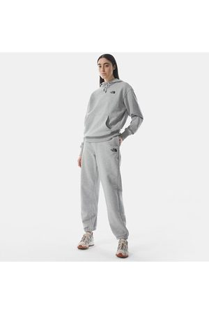 The North Face The North Face Oversized Essential-joggingbroek Voor Dames Tnf Light Grey Heather Größe L Dame