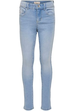 Only Konroyal Life Reg Skinny Fit Jeans Dames Blauw