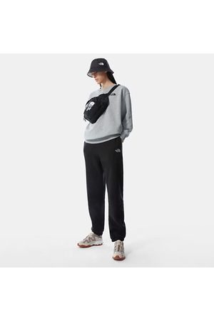 The North Face The North Face Oversized Essential-joggingbroek Voor Dames Tnf Black Größe L Dame
