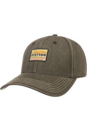 Stetson Heren Petten - Baseball pet Cotton by