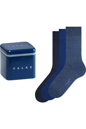 Falke Heren Sokken & Kousen - Happy box 3-pack solid