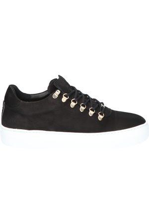 Nubikk Heren Sneakers - Jagger Classic Fresh Black