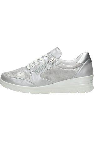 4xcomfort Dames Sneakers Zilver