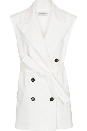 DRIES VAN NOTEN Cotton-blend blazer