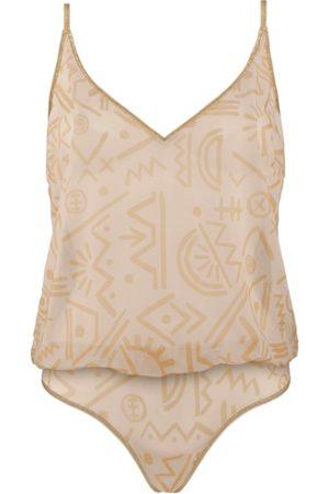 Marlies Dekkers Dames Tops & Shirts - Golden Karo Body Top