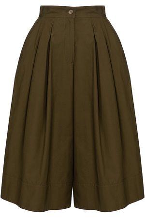 Moncler Genius Dames Culottes - 1 MONCLER JW ANDERSON cotton culottes
