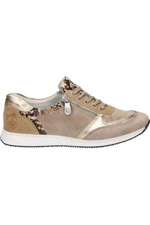 Rieker Dames Sneakers - Lage sneakers