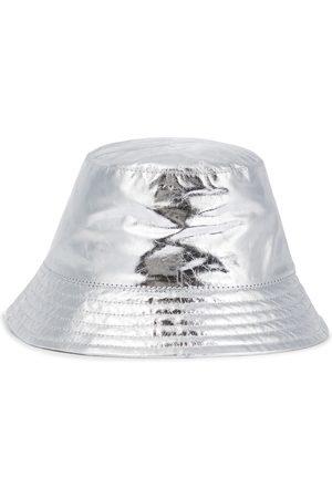 Isabel Marant Dames Hoeden - Haley leather bucket hat