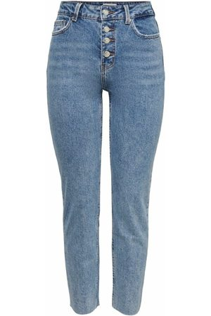 ONLY Dames Straight - Jeans 'ONLEmily