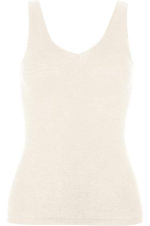 Hanro Top ' Woolen Silk