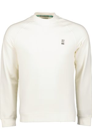 No Excess Heren Pullovers - Pullover - Modern Fit - Offwhite