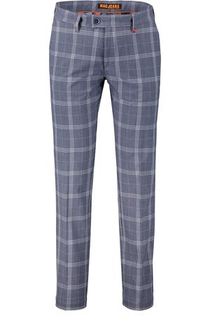 Mac Heren Chino's - Chino Lennox - Slim Fit - Grijs