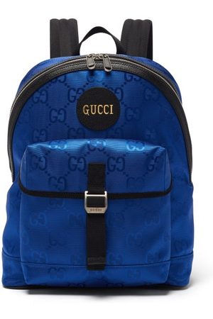 Gucci Off The Grid Gg-jacquard Canvas Backpack