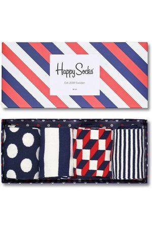 Happy Socks Stripe giftbox 4-pack