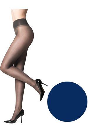 Marcmarcs Dames Panty's & Maillots - Panty comfort 20 navy
