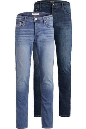 Jack & Jones Heren Slim - 2-pack Glenn Original Am Slim Fit Jeans Heren