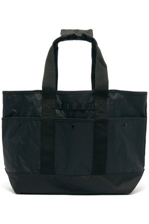Snow Peak X-pac Technical Tote Bag - Mens - Black