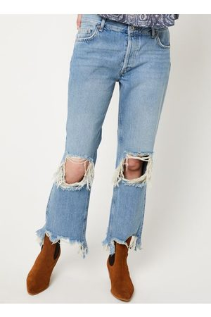 Free People JEAN MAGGIE MR STRAIGHT by