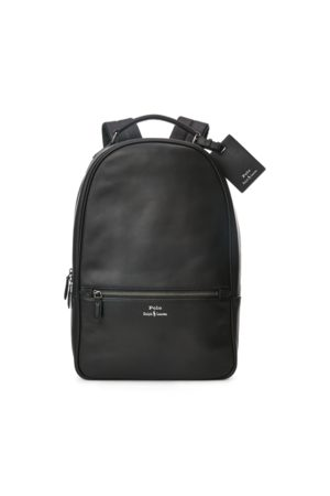 Polo Ralph Lauren Leather Backpack