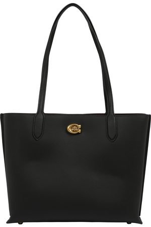 Coach Shopper 'leather willow tote