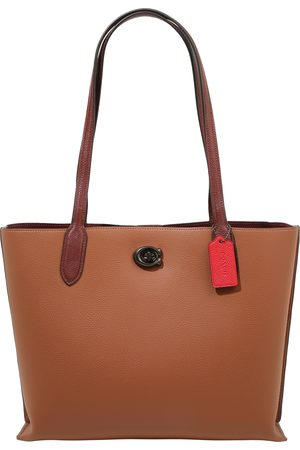 Coach Schoudertas 'colorblock leather tote