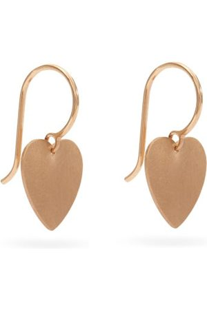 Irene Neuwirth Dames Oorbellen - Love 18kt Rose-gold Earrings - Womens - Rose Gold