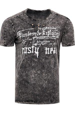 Rusty Neal Heren Shirts - Shirt