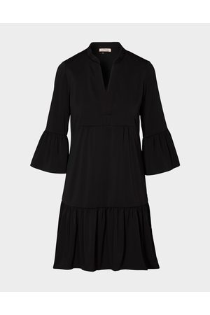LaDress Dames Casual jurken - Kleding Jurken Casual jurken Sylvia Crêpe de chine jurk