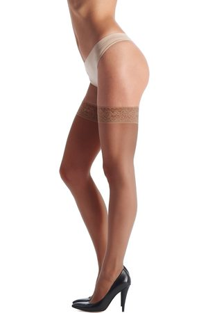 Oroblu Dames Panty's & Maillots - Stay-ups bas chic up 15 suntouch