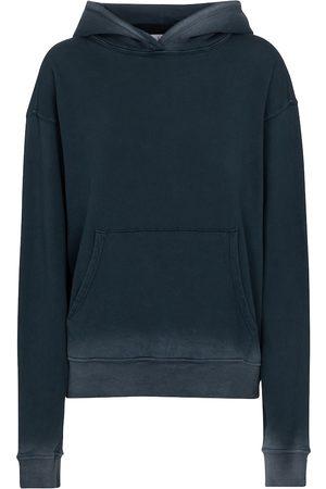 Velvet Dames Truien - Adoria ombré cotton hoodie