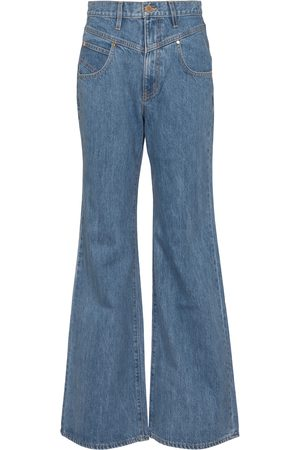 SLVRLAKE X ELLERY Highway high-rise flared jeans