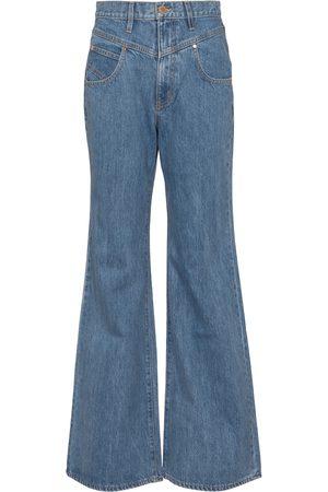 SLVRLAKE X ELLERY Highway high-rise flared jeans