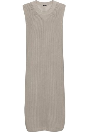 Joseph Dames Gebreide jurken - Dawson ribbed-knit midi dress