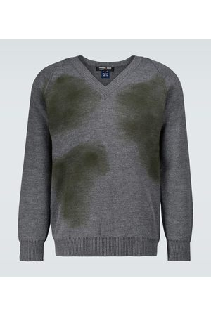 COMME DES GARÇONS HOMME DEUX Heren Sweaters - Comme des Garçons Homme Deux x Lochaven of Scotland sweater