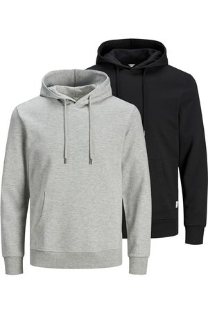 Jack & Jones 2-pack Basic Hoodie Heren