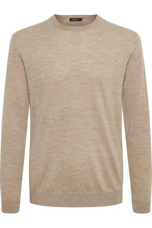Matinique Heren Sweaters - Trui Bruin 30200611