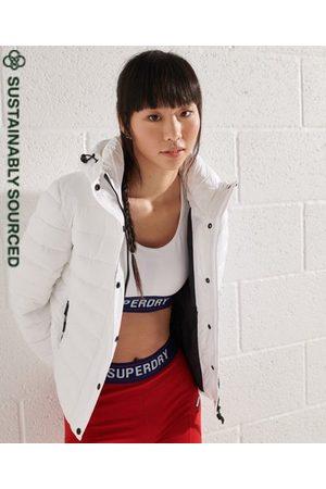 Superdry Dames Donsjassen & Gewatteerde jassen - Klassieke gewatteerde Fuji jas