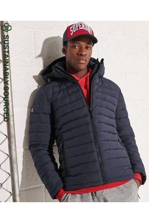 Superdry Heren Donsjassen & Gewatteerde jassen - Fuji jas met capuchon